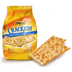 CRICH Crackers unsalted in Bag 750 grams