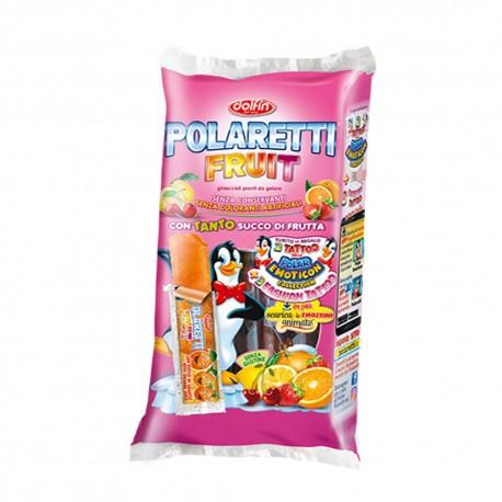 Polaretti Fruit Dolfin 10 Polarets 400 milliliter pack