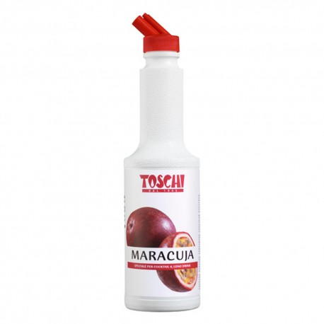 Toschi Acrobatic Fruit Syrup Taste Maracuja Pack of 1.32 Chilograms