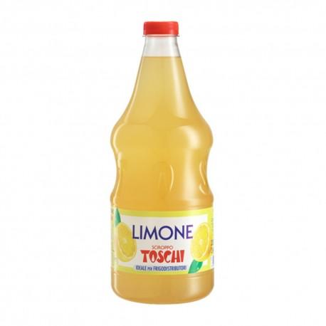 Lemon Toschi Syrup 3 Chilogram Packaging