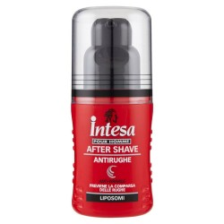 Intesa Pour Homme After Shave Anti Wrinkles 100 Millilitry Pack