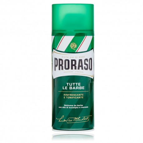 Proraso Shaving Cream for All Barbe Pack of 400 milliliters