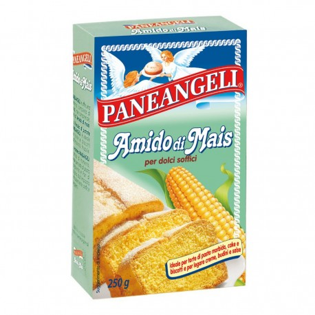 Paneangeli Corn Starch for Soft Sweets 14 packs of 250 grams each