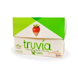 Dolcificante Truvia dalla Foglia di Stevia Confezione da 40 Bustine da 60 Grammi Ciascuna