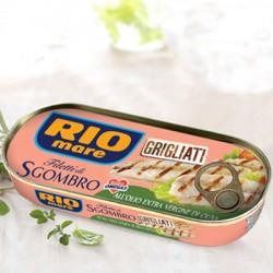 Rio Mare Filetti di Sgombro Grigliati in Olio Extra Vergine d'OlivaGrammi 120