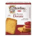 Multipack da 16 Confezioni di Fette Biscottate Le Dorate Mulino Bianco 315 Grammi Ciascuna