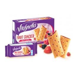 VITASNELLA FRUIT CRACKERS FRUTTI ROSSI GR.197