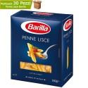 Penne Liscie N 71 Barilla Multipack 30 Confezioni da 500 Grammi cadauno