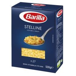 BARILLA I Classici Stelline N. 27 Cottura 7 Minuti 500 Grammi