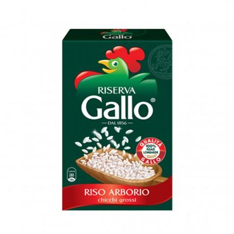GALLO RISERVA RISO ARBORIO CHICCHI GROSSI 1KG