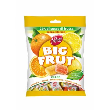 DUFOUR BIG FRUT CANDIES GELEE GR.180 FIOR CITRUS
