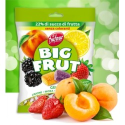 DUFOUR BIG FRUIT CANDIES GELEE gr.180 MEDITERRANEAN FRUITS