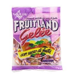 Giulia Caramelle Morbide alla Frutta Fruitland Confezione da 300 gr