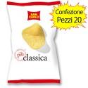 San Carlo Patatine Classiche Confezione da 20 Pacchi da 50 gr