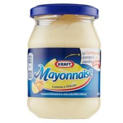 Maionese Kraft Mayonnaise Cremosa e Delicata Confezione in Vaso da 185 Milliliters