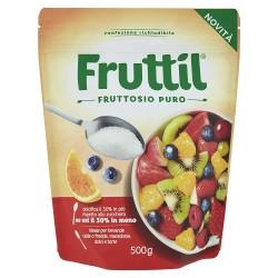 Fruttil Fruttosio Puro Confezione in Busta da 500 Grammi