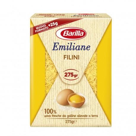 Barilla Emiliane Filini All'Uovo Confezione da 275 Grammi