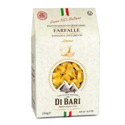 Tarall'oro Farfalle al limone pasta trafilata al bronzo in confezione da 250 gr