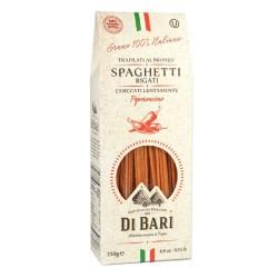 Tarall'Oro Spaghetti Al Peperoncino Pasta Trafilata Al Bronzo In Confezione Da 250 Grammi