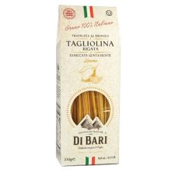 Tarall'Oro Tagliolina Al Limone Pasta Trafilata Al Bronzo In Confezione Da 250 Grammi