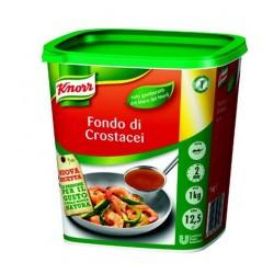 KNORR Fondo Di Crostacei (In Pasta) Confezione Da 1 Chilogrammi