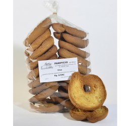 Rocco's Bakery FRISE typical Apulia product 500 grams