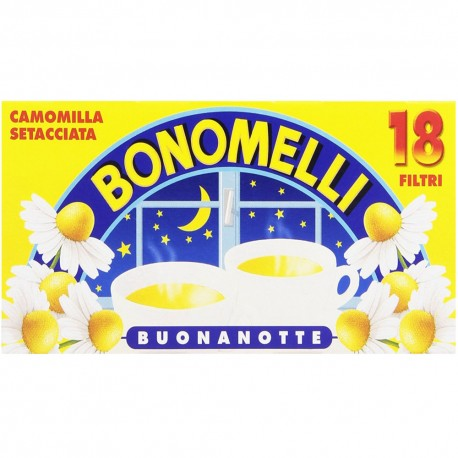 Bonomelli Camomilla Sifted Pack of 18 Filters