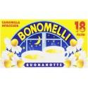 Bonomelli Camomilla Setacciata Confezione da 18 Flitri