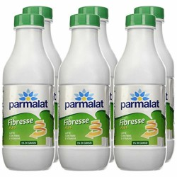 PARMALAT MILK UHT WELL-BEING FIBRESSE CONF. 6 BOTTLES LT. 1