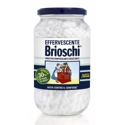 BRIOSCHI Effervencente Digestivo Rinfrescante Dissetante al Gusto Limone Confezione In Vaso da 250 grammi