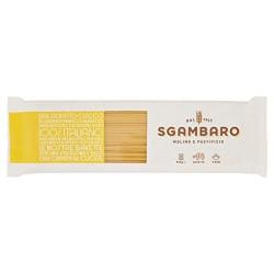 Pasta Sgambaro - Bavette N. 14 - 100% grano duro italiano - 500 gr