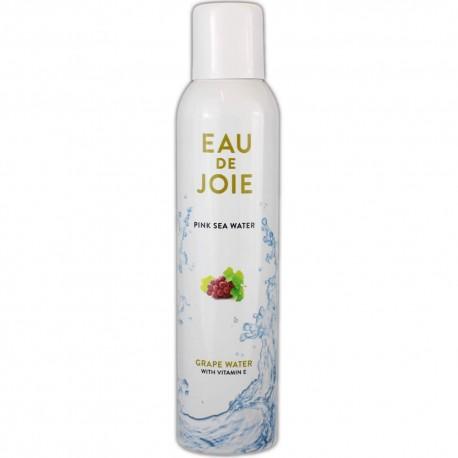 Eau de Joie Acqua termale rosa con Uva e Vitamina E anti ossidante