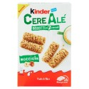 Kinder Cereale' Biscotti Ai 7 Cereali Alla Nocciola 204 Grammi 6 Astucci Monoporzione Da 2 Biscotti Ognuno
