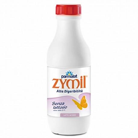 Parmalat Latte Zymil UHT Gustoso Digeribile 3% di Grassi 6 Bottiglie da Litri 1