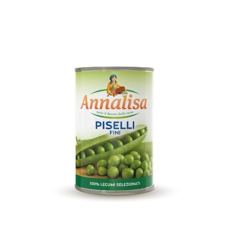 ANNALISA FINE PEAS CAN GR.400