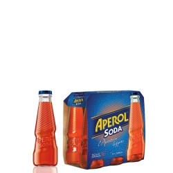 APEROL SODA CLUSTER CL.12,5 X6