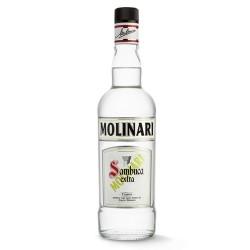 Molinari Sambuca Classica Confezione In Bottiglia Di Vetro Da 70 cl