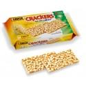 CRICH crackers con riso soffiato in confezione da 240 grammi