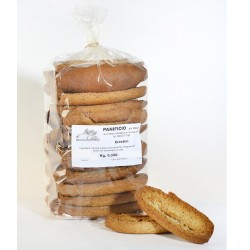 Rocco's Bakery whole wheat Crohns typical Apulia product pack of 500 grams