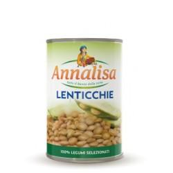 ANNALISA LENTICCHIE LATTINA GR.400