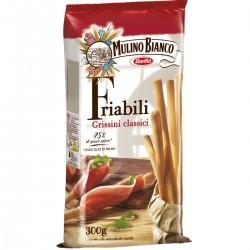 MULINO BIANCO GRISSINI FRIABILI GRAMMI 300