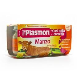 OMOGENEIZZATO DI MANZO 2X80G PLASMON