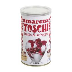 TOSCHI Lattina Di Amarena Frutto E Sciroppo Da 400 Grammi