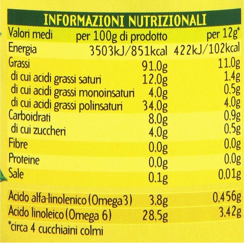 Crastan lecitina di soia granule 250 g buonitaly for Lecitina di soia in cucina