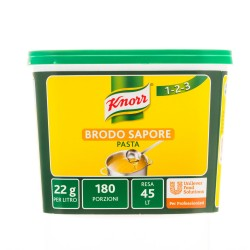 Knorr Soup In Pasta Taste Dry Pack In Bucket From 1 Kilogram
