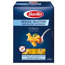 BARILLA Fusilli Senza Glutine Cottura 11 Minuti 400 Grammi