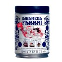 Fabbri Amarena fruit syrup and Packaging In Tins of 1,250 Kilograms