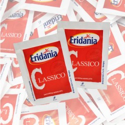 ERIDANIA Sugar Classic Bags From 5 Grams Maxi Carton On 10 Kilograms