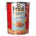 Friol Oil To Fry Seeds Tins of 25 liters Professional Frying Crisp Dry