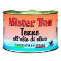 Mister Ton Tonno All'Olio Di Oliva Lavorato In Italia 1,65 kg